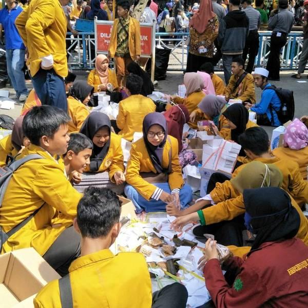 IPM Solo Raya Beri Kontribusi dalam Tabligh Akbar dengan Puluhan Ribu Peserta