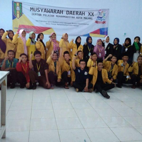 Musyda PD IPM Kota Malang, Tingkatkan Spirit Dedikasi Kader