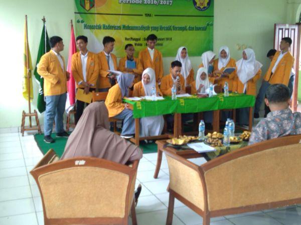 Jaring Kader Terampil, Kreatif dan Inovatif, PR IPM SMK Muhammadiyah 15 Jakarta Gelar Musyran