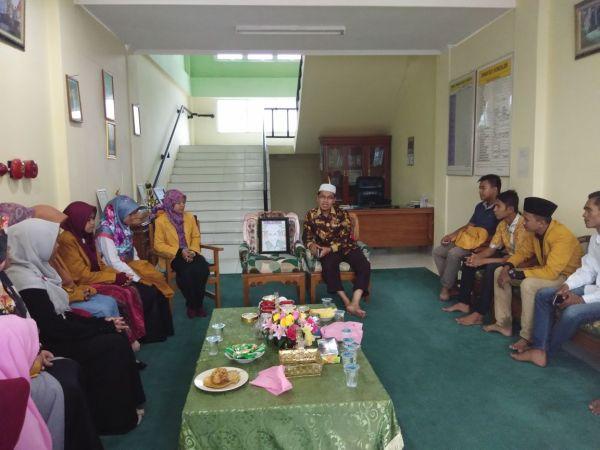 Sharing Session PW IPM Sumatera Barat Berbuah Manis