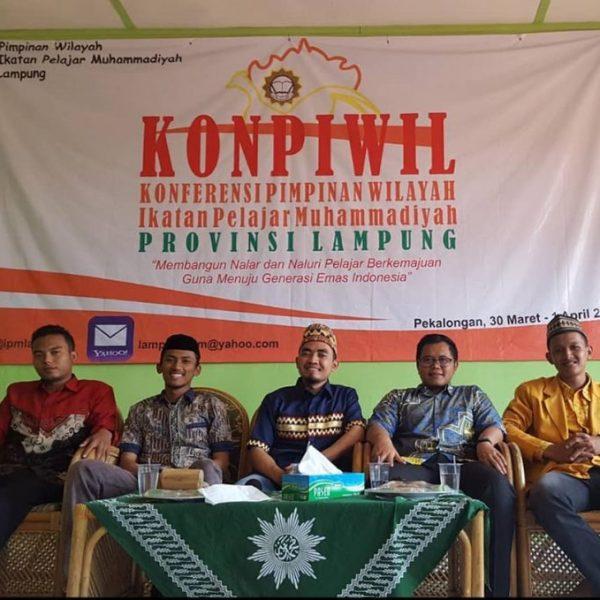 Konpiwil IPM Lampung Bangun Sinergitas PW dan PD IPM