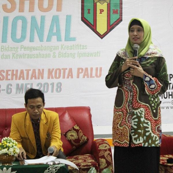 Bersaing dengan Produk Asing, Pelajar Muhammadiyah juga Harus Berdakwah secara Ekonomi