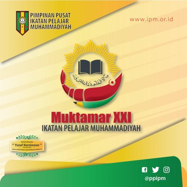 RESMI : Hasil Lomba Desain Logo Muktamar XXI IPM