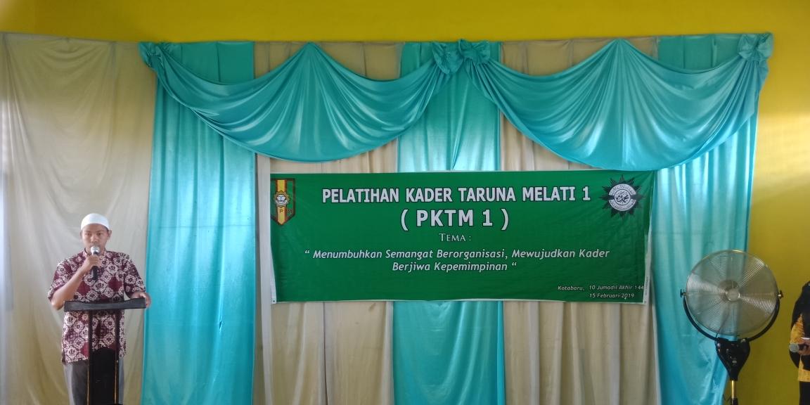 Wujudkan Kader Berjiwa Kepemimpinan, PD IPM Kotabaru Gelar PKD-TM 1
