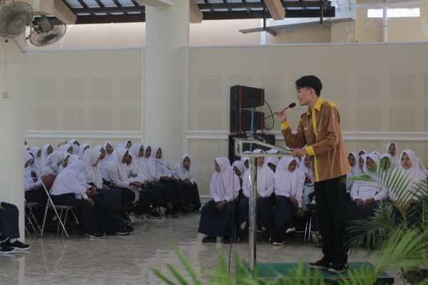 Lebih dari 600 Pelajar Kota Bantul Deklarasikan Persatuan Pelajar
