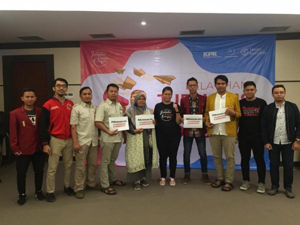 AMM Kalteng : Kami Bersama KPK