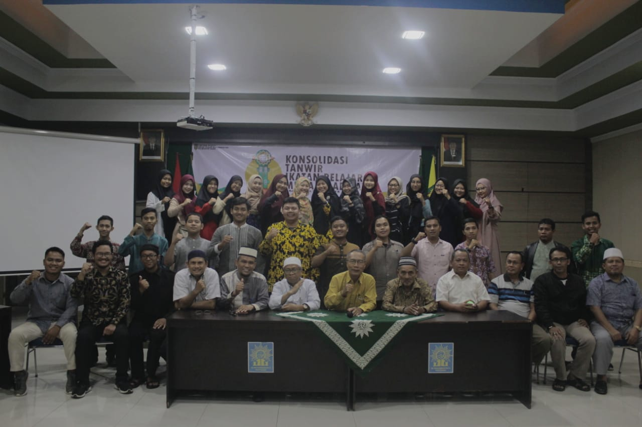 Menyongsong Tanwir, IPM Kalbar Laksanakan Agenda Konsolidasi