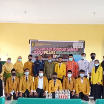 pelantikan-IPM-Belitung-Timur