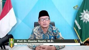 Pelantikan PP IPM, Haedar Nashir: IPM Harus Jadi Gerakan yang Memandu