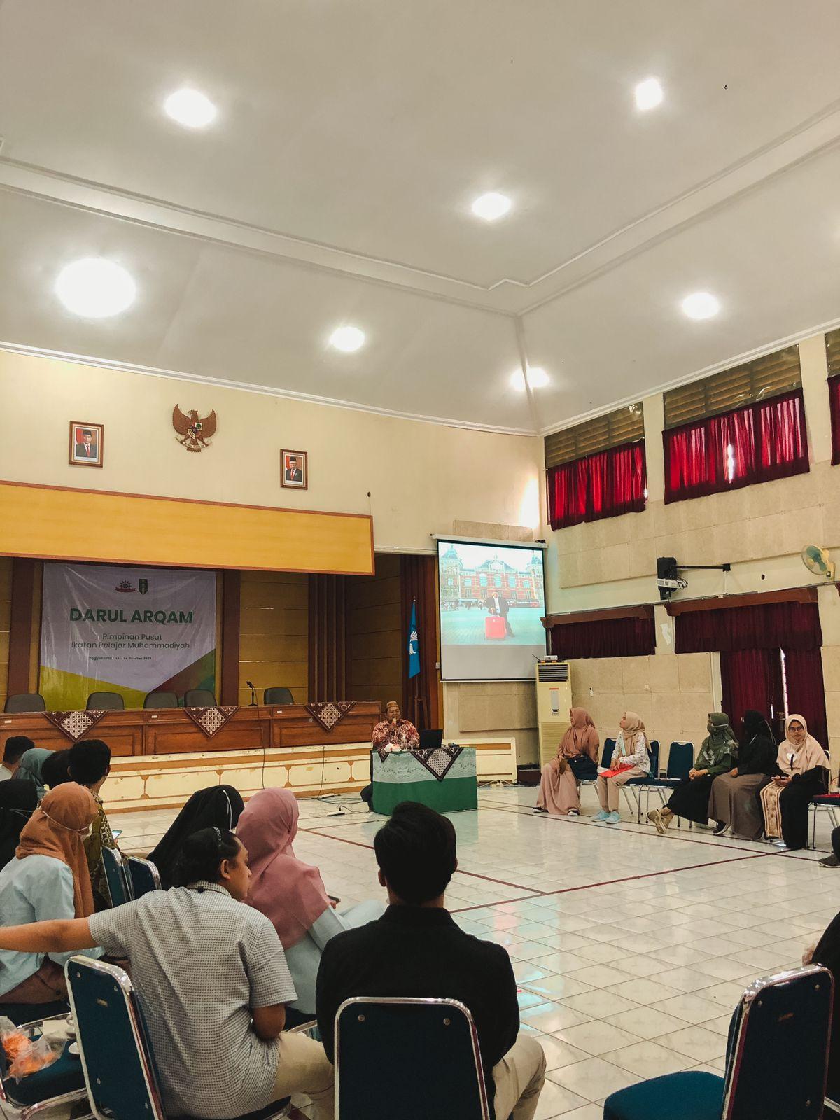 Darul Arqam PP IPM: IPM Harus Menopang Visi Internasional Muhammadiyah