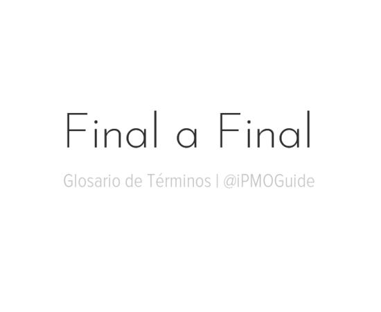 Final a Final