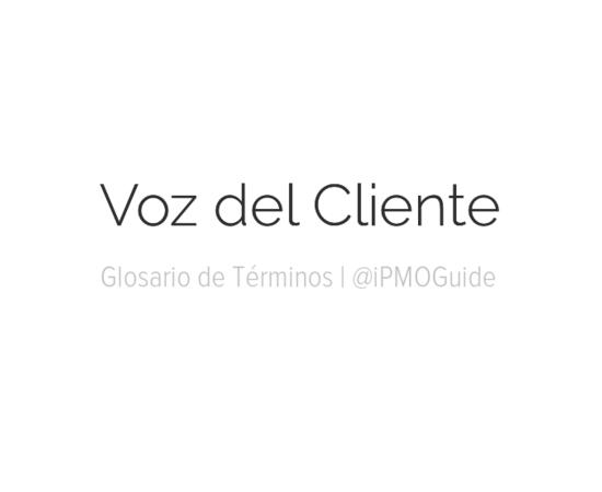 Voz del Cliente