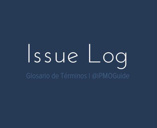 Issue Log