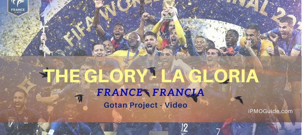 La Gloria es para Francia