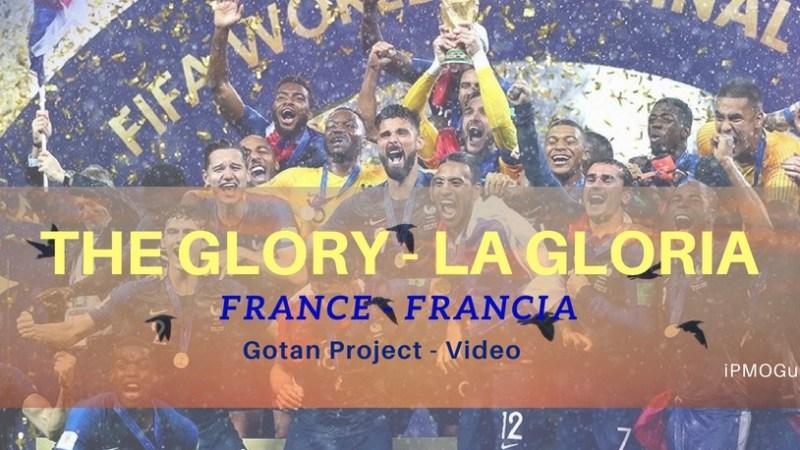 La Gloria es para ¡Francia! Gotan Project – Video