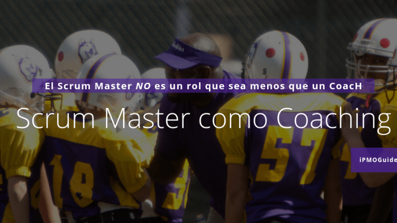 Scrum Master como Coaching