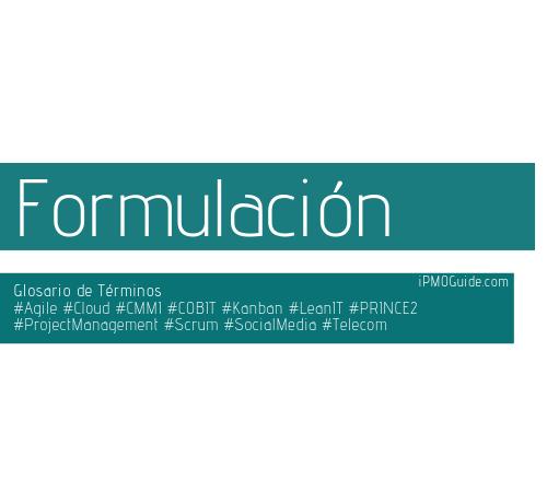 Formulación