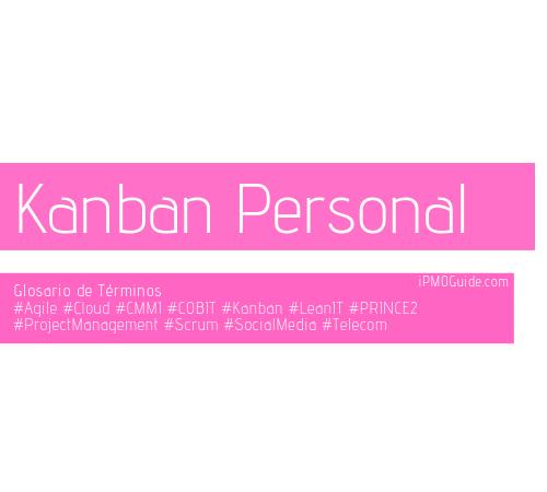 Kanban Personal