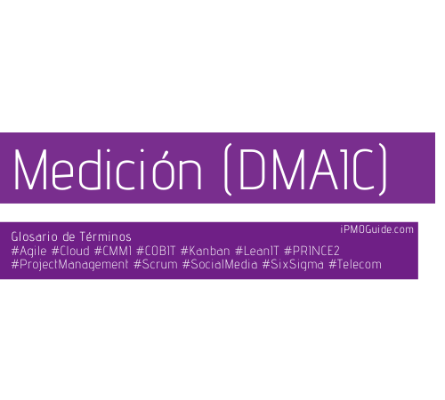 Medición (DMAIC)