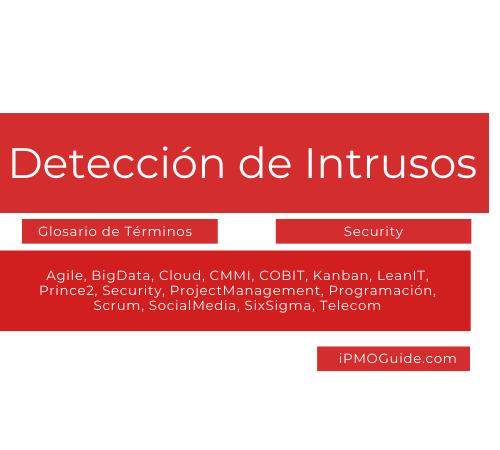Detección de Intrusos