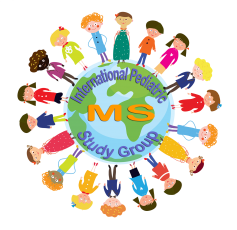International Pediatric Multiple Sclerosis Study Group-Patients and Families Logo