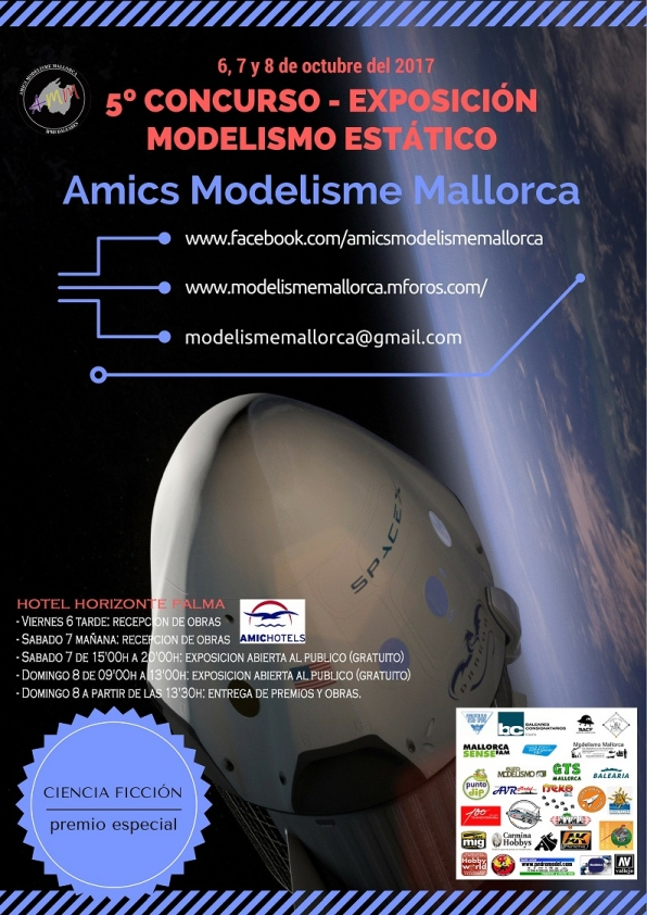 Palma de Mallorca V Model Contest-Exposition