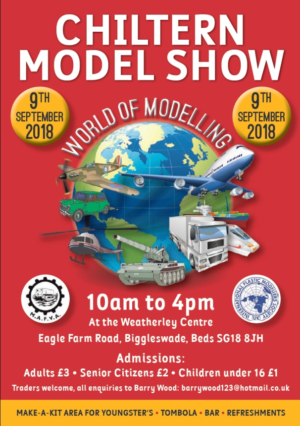 Chiltern Model Show 2018