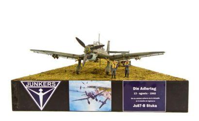 Class 14 Gold - Ju 87 Stuka by Mario Gabás Ruiz
