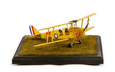 Class 03 Gold, Airfix Trophy - DH Tiger Moth by Edoardo Rosso