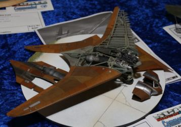 Trophy - IPMS Italy Trophy - Horten Ho-229 by Alan Kelley, photo by Ashley Keates