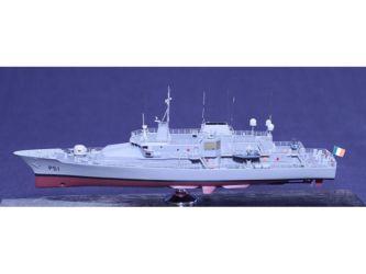 Class 64 Gold - Le Roisin, Irish Navy Service by Roy Kinsella