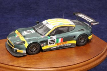 Aston Martin DBR9 photo by JohnTapsell