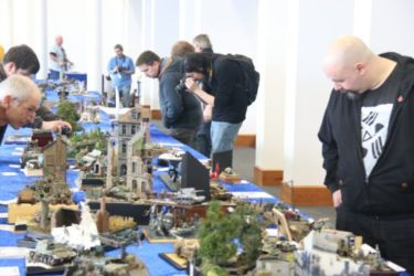 Scale ModelWorld 2016 competition