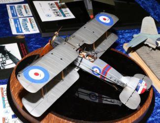 Trophy - The Albion Alloys Trophy - Aircraft - Bristol Fighter F2 by Aristeidis Polyzos, photo by Ashley Keates