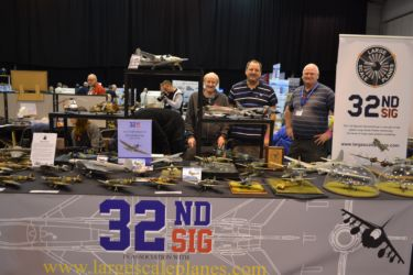Scale ModelWorld 2016 pics by Andrew Prentis (1) - 32nd SIG