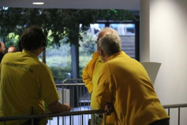 Yellow Shirts Ponder