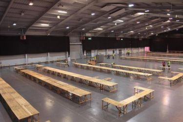 Scale ModelWorld 2016 - Setup - Photo John Tapsell (3)