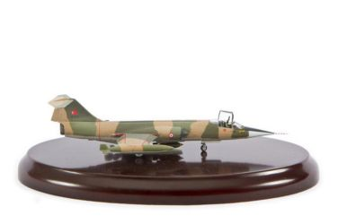 Class 02 Gold - Turkish Air Force F-104G by Roy Kinsella