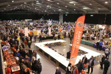 Scale ModelWorld 2016 view of Hall 1