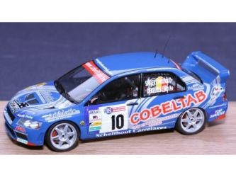 Class 46 Gold - Mitsubishi EUO 7 GRN Rally by Fredric Lemaire