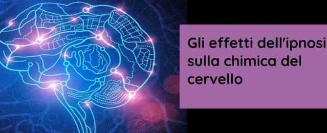 chimica cervello ipnosi fisiologia