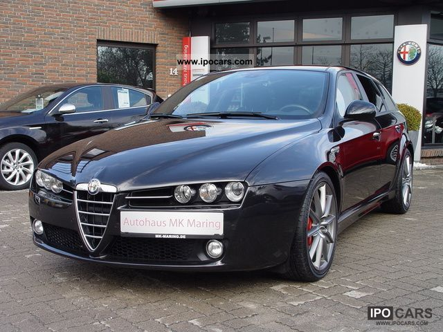 2010 Alfa Romeo 159 Sw 2 4 Ti Sports Management Aut F1