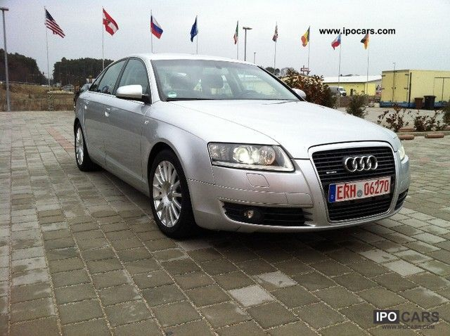 2006 Audi A6 30 TDI Quattro 1Hd Car Photo And Specs