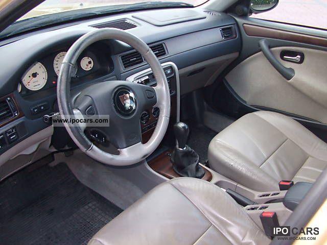 2003 Rover 45 18 Celeste EURO 3 FIRST HAND Car
