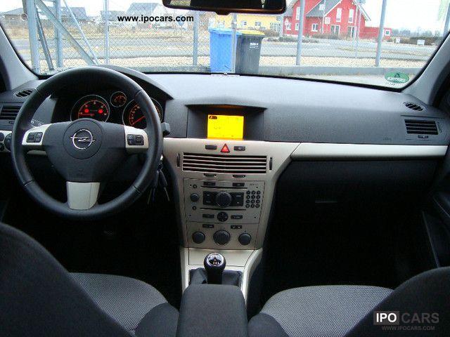 2008 Opel Astra Caravan 13 CDTI Klimaaut Navi 6750