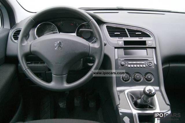 2010 Peugeot 5008 1 6 16v Vti Tendance 7 Seats Car Photo And Specs