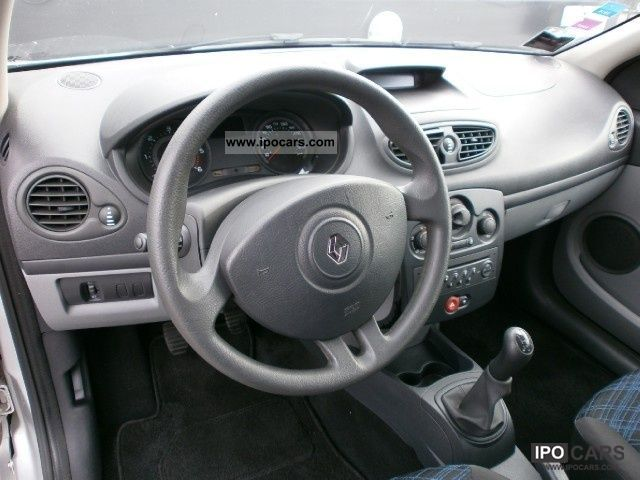 2006 Renault Clio 1 5 Dci Dynamique 85cv 3 Porte Car Photo And Specs