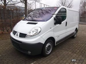 2008 Renault Trafic 20 dCi 115 L1H1 fort first Hand