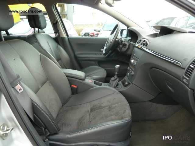 2007 Renault Laguna Ii 1 9 Dci Fap Exception Navigation Xenon Car Photo And Specs