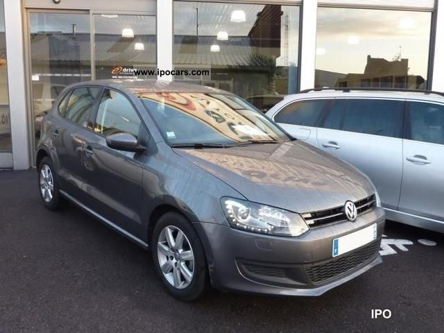 2011 Volkswagen Polo 1 6 Tdi 90 Confortlin E Car Photo